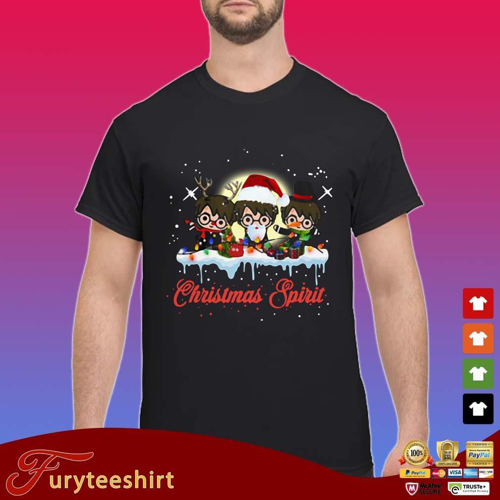 Harry Potter Christmas Shirt.Harry Potter Christmas Spirit Shirt