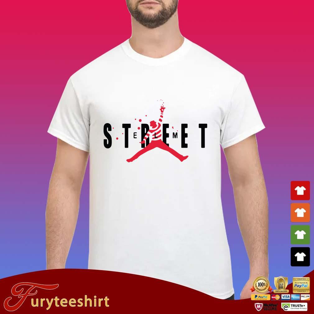 Jordan Air Freddy Krueger Elm Street Shirt, Sweater, Hoodie