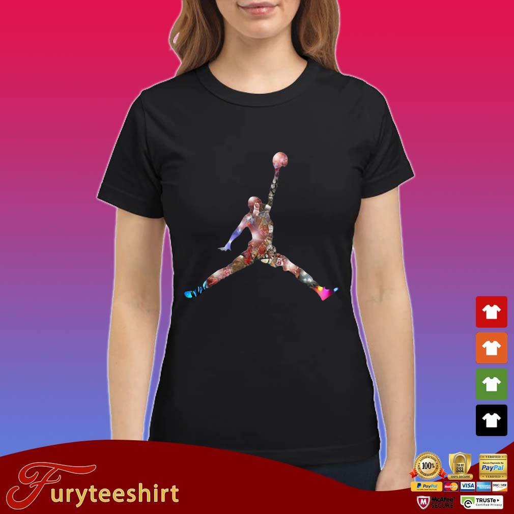 Jordan Air Goat Legend Shirt