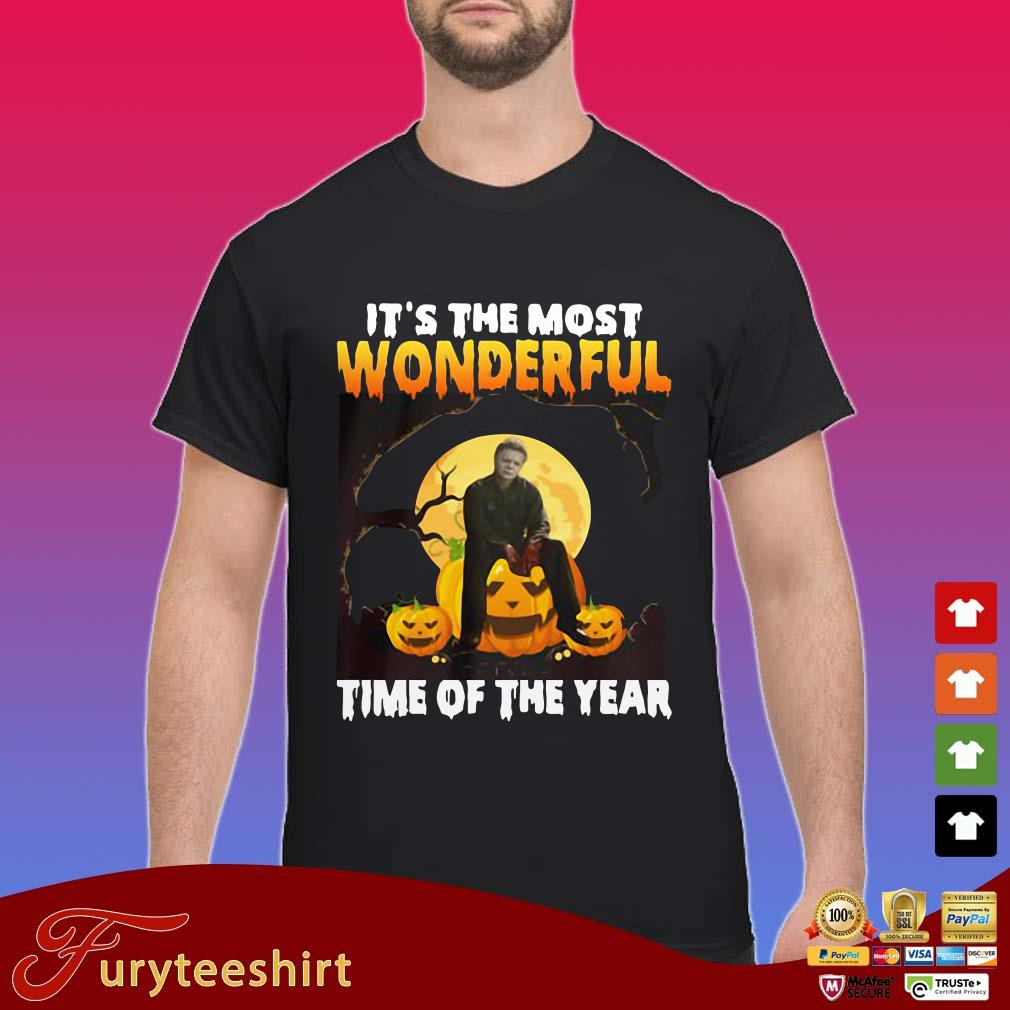 Michael Myers It's The Most Wonderful Time Of The Year Shirt