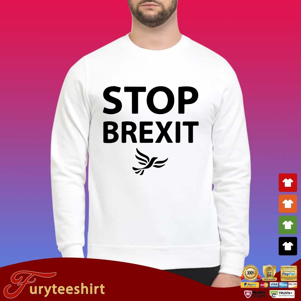 Stop Brexit Bollocks To Brexit Shirt