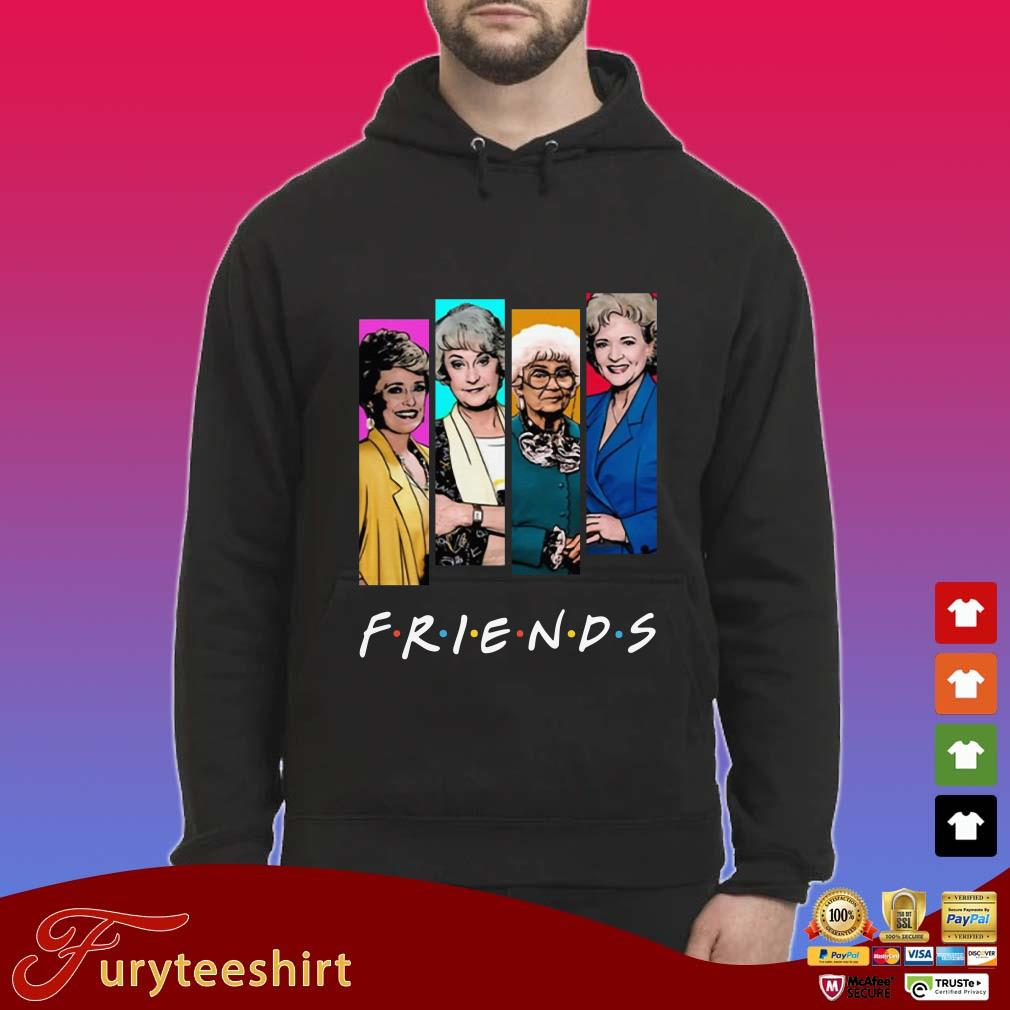 The Golden Girls FRIENDS Shirt