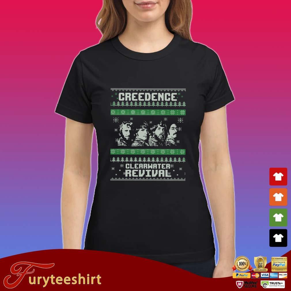 Creedence Clearwater Revival Christmas Sweatshirt