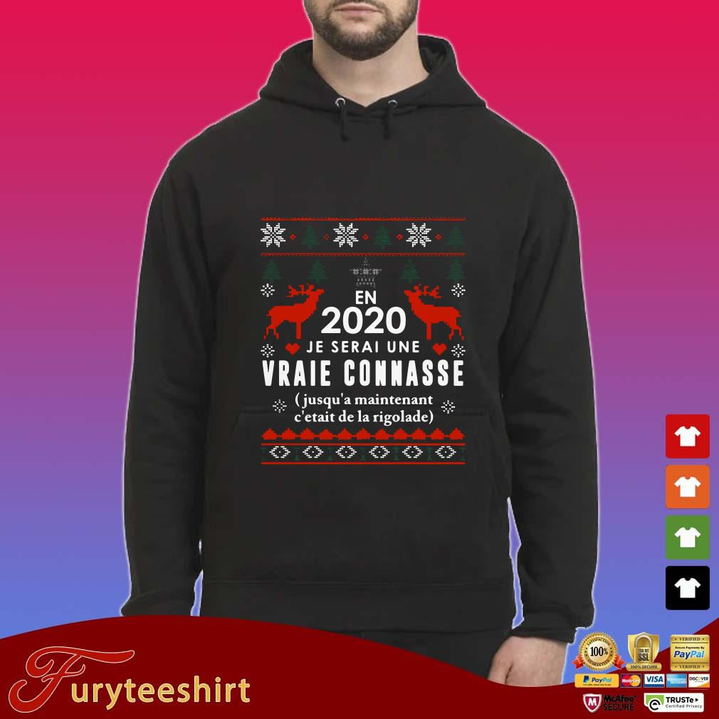 En 2020 Je Serai Une Vraie Connasse Ugly Christmas Sweater