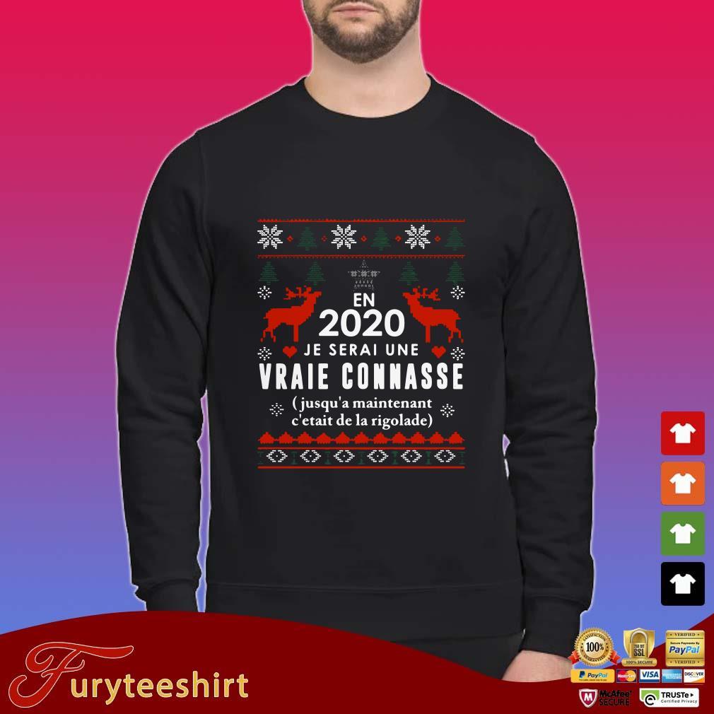 Ohio State Ugly Christmas Sweater.En 2020 Je Serai Une Vraie Connasse Ugly Christmas Sweater