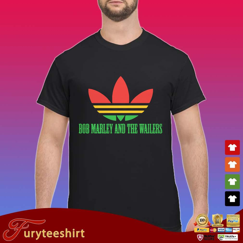 Adidas Bob Marley And The Wailers Shirt