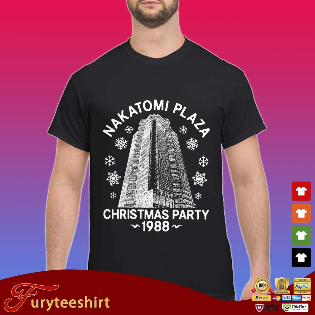 Christmas Party 1988 Nakatomi Plaza Sweater
