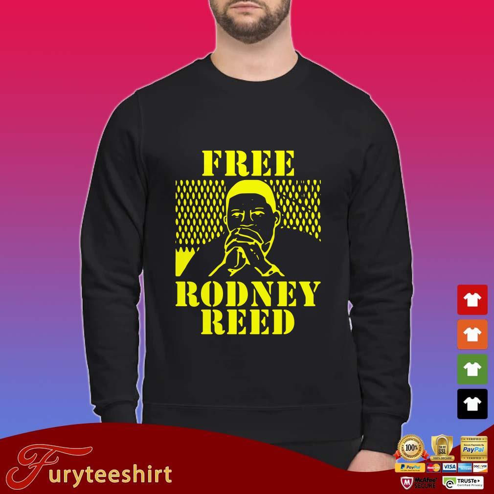 Free Rodney Reed black shirt