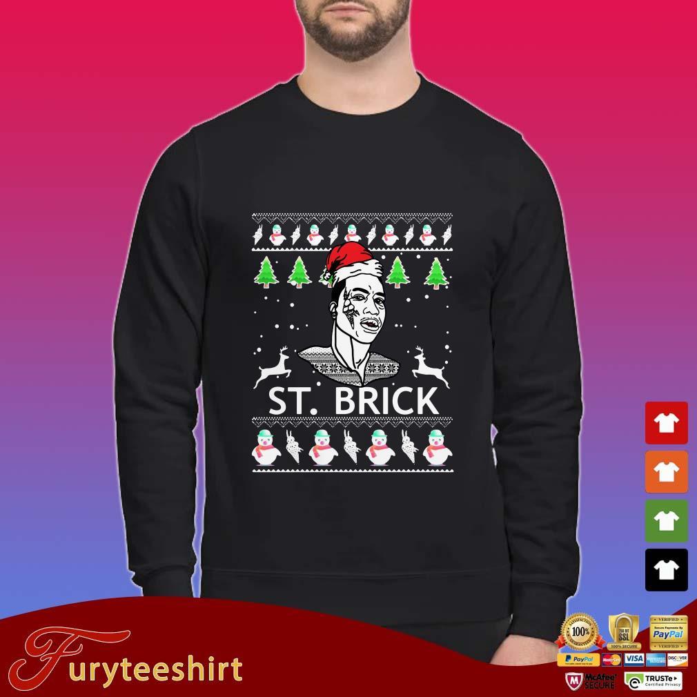 Gucci Mane St. Brick Ugly Christmas Sweater
