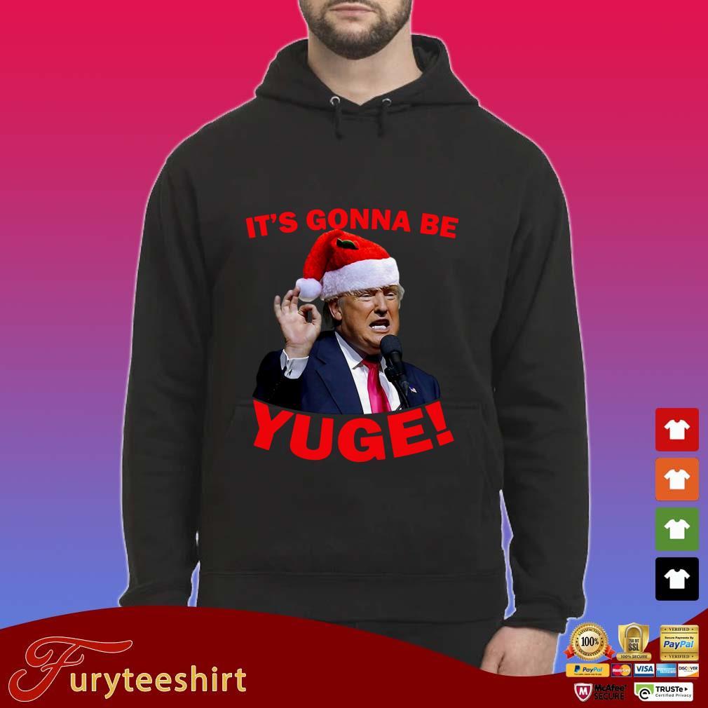 Santa Trump It's Gonna Be Yuge Sweater