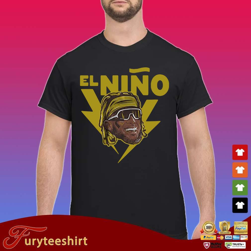 Fernando Tatis Jr. El Niño shirt
