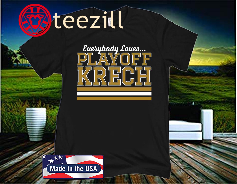 Playoff Krech T-Shirt - Boston HockeyPlayoff Krech T-Shirt - Boston Hockey