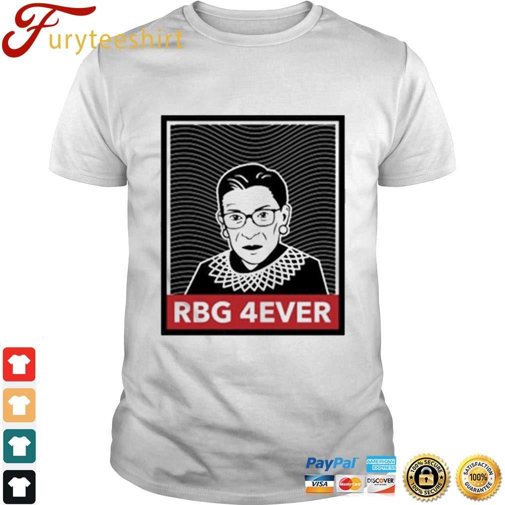 RIP Ruth Bader Ginsburg forever shirt