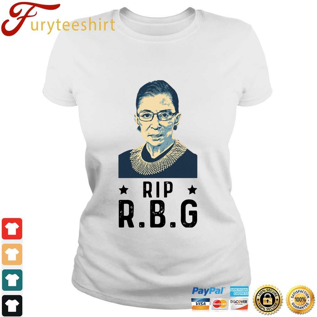 Rip Ruth Bader Ginsburg RBG s Ladies trang