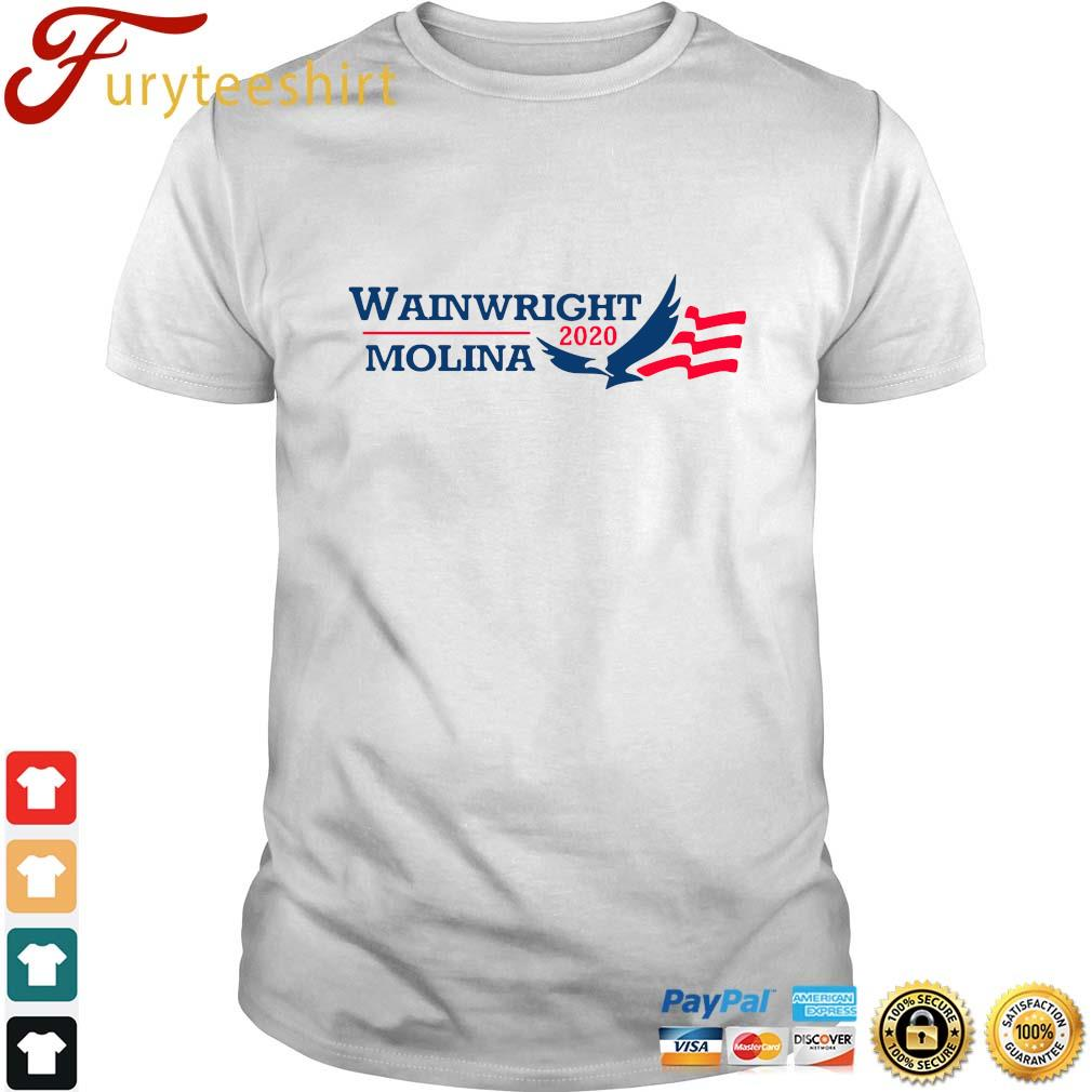 Wainwright Molina 2020 shirt