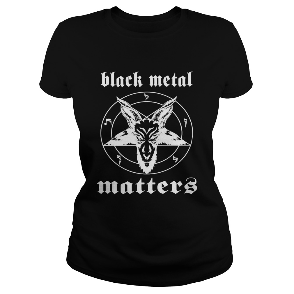 Goat Black Metal Matters  Classic Ladies
