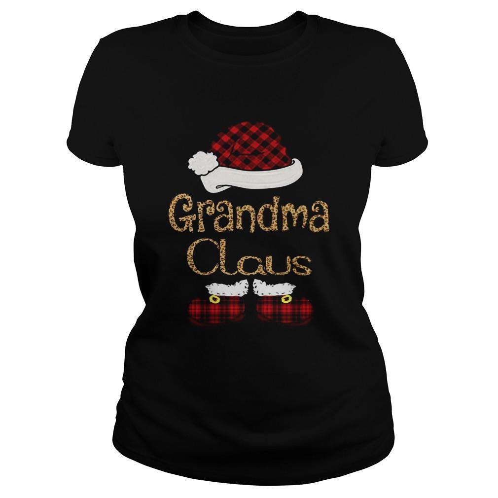Grandma Claus Christmas  Classic Ladies