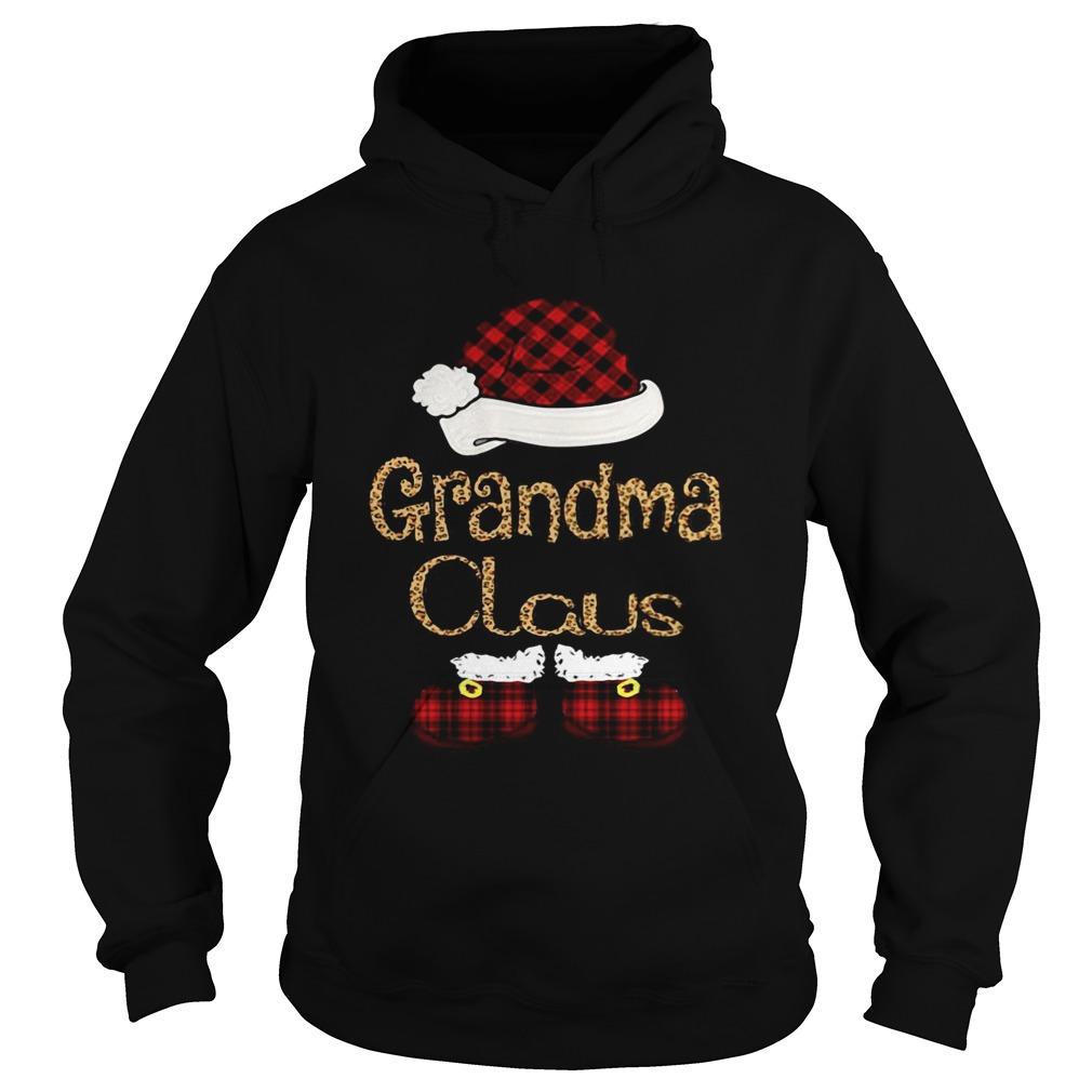 Grandma Claus Christmas  Hoodie