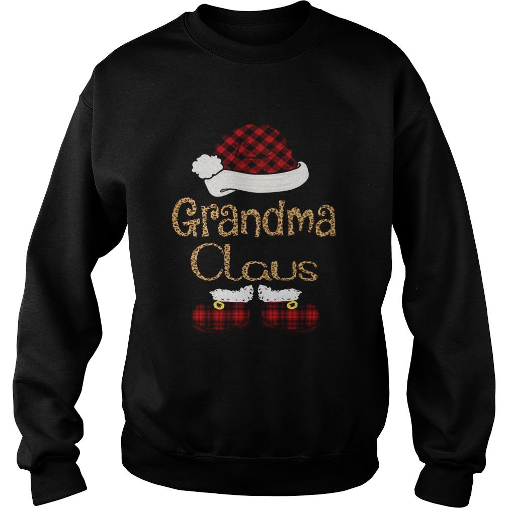Grandma Claus Christmas  Sweatshirt