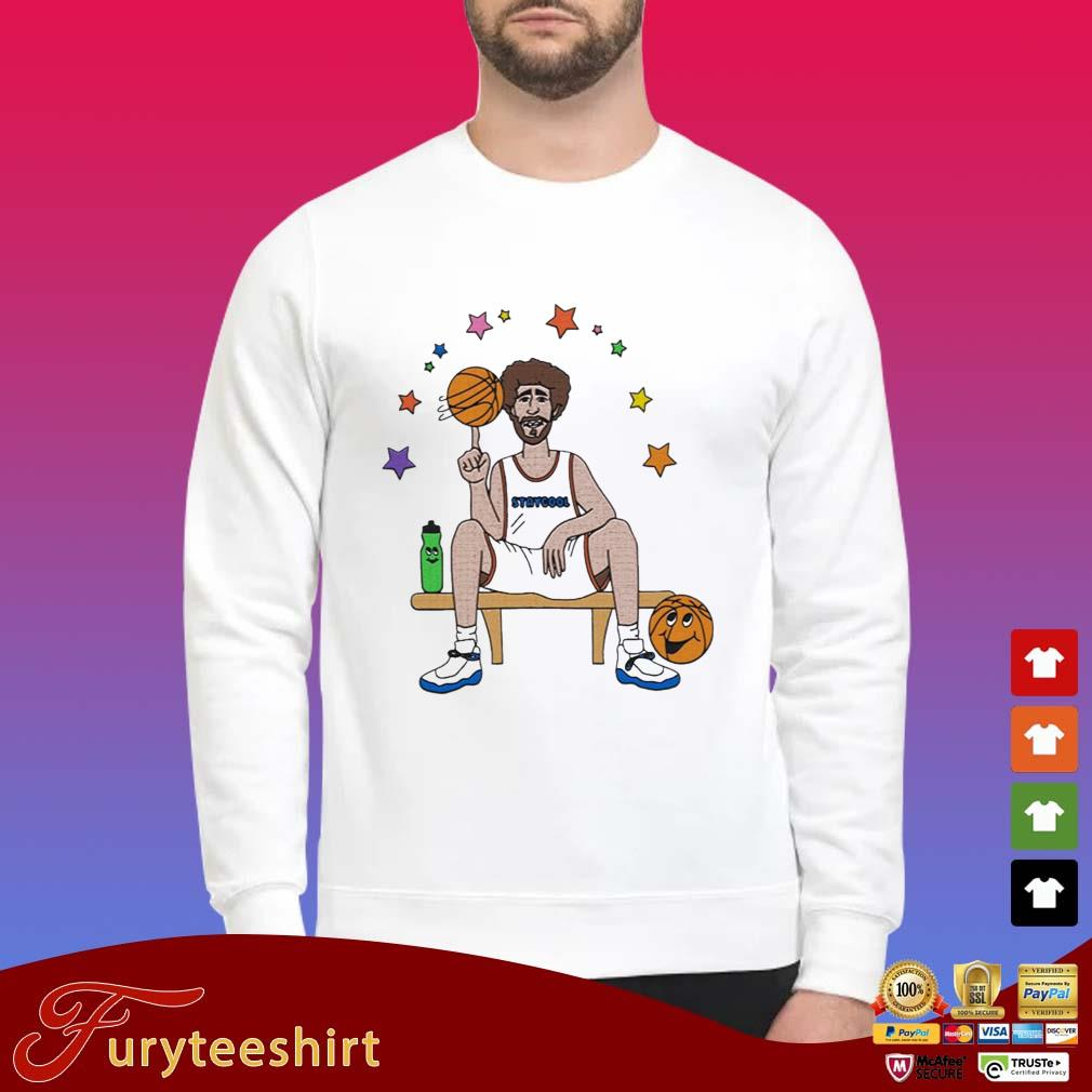 Lil Dicky X Staycool Courtside Shirt Sweater trang