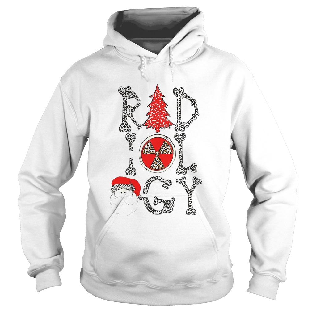Radiology Ugly Christmas  Hoodie