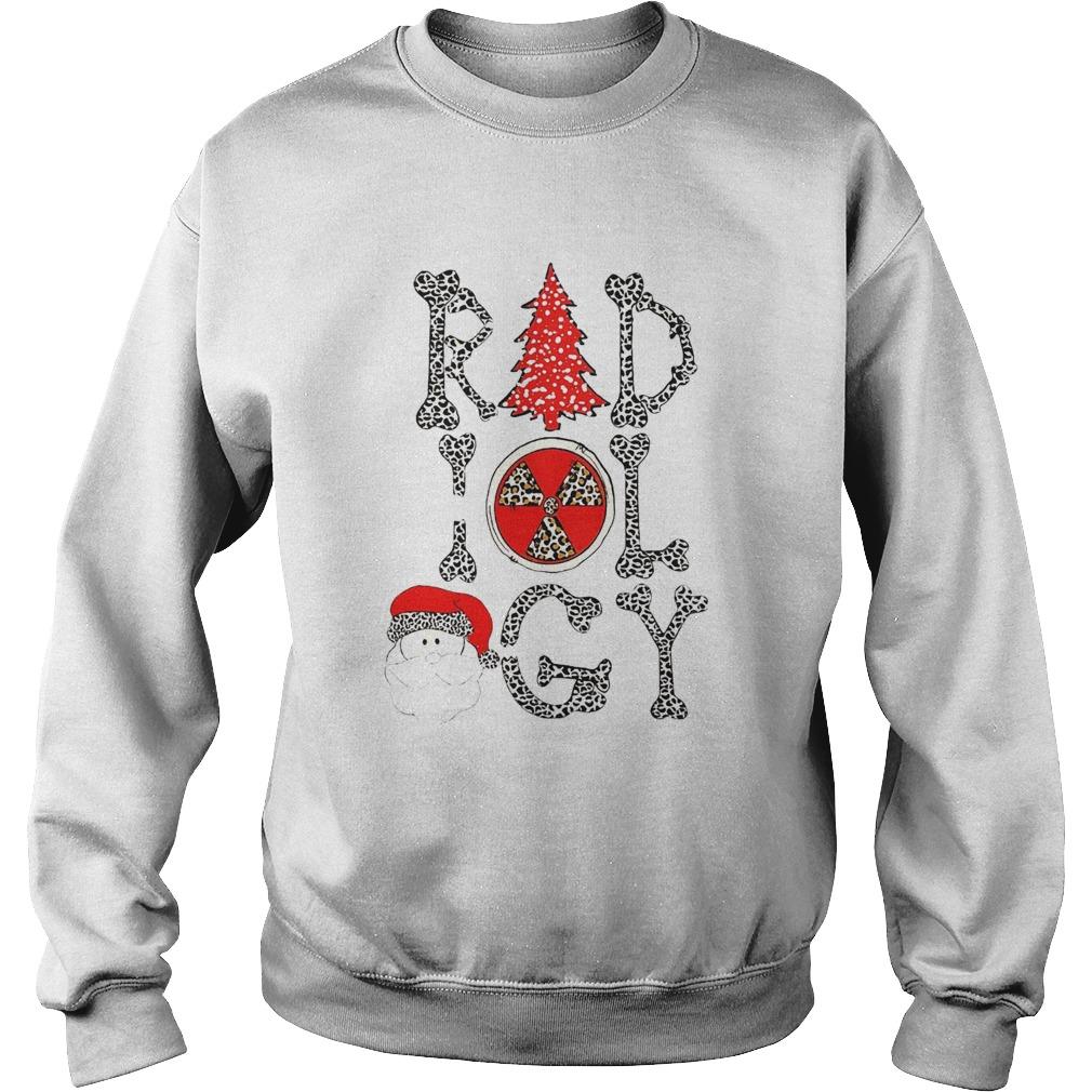 Radiology Ugly Christmas  Sweatshirt