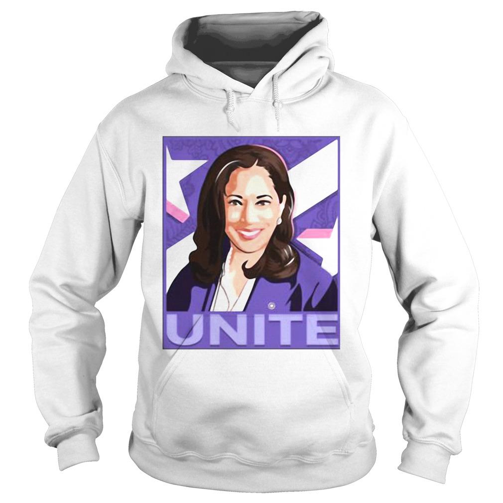 unite kamala election  Hoodie