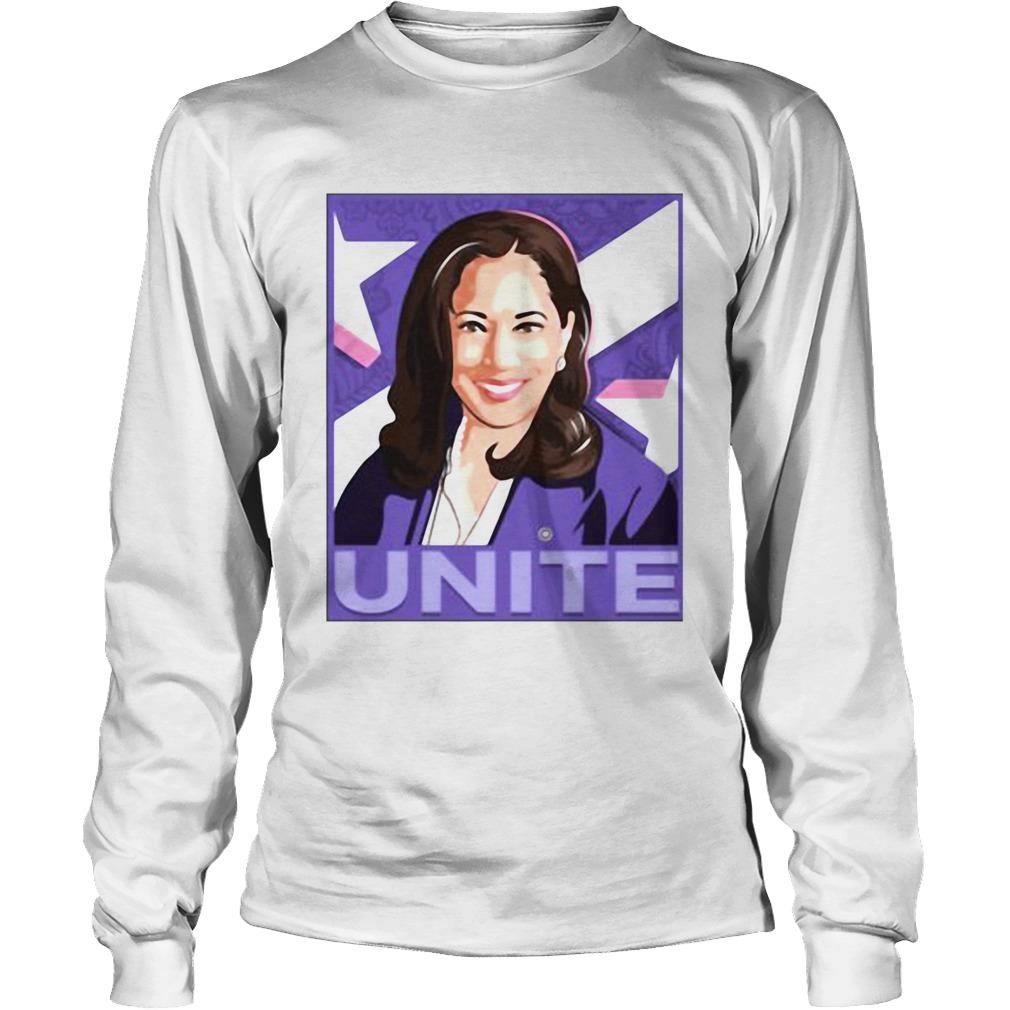 unite kamala election  Long Sleeve