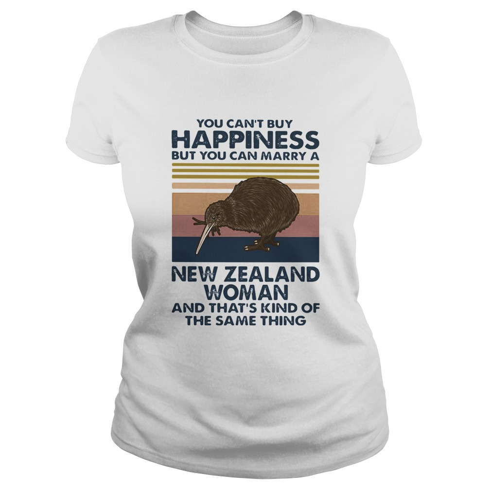 You Cant Buy Happiness But You Can Marry A New Zealand Woman  Classic Ladies