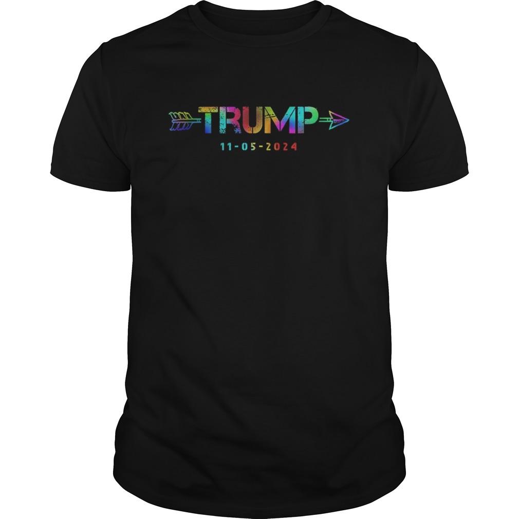 Trump 11052024 Arrow  Unisex