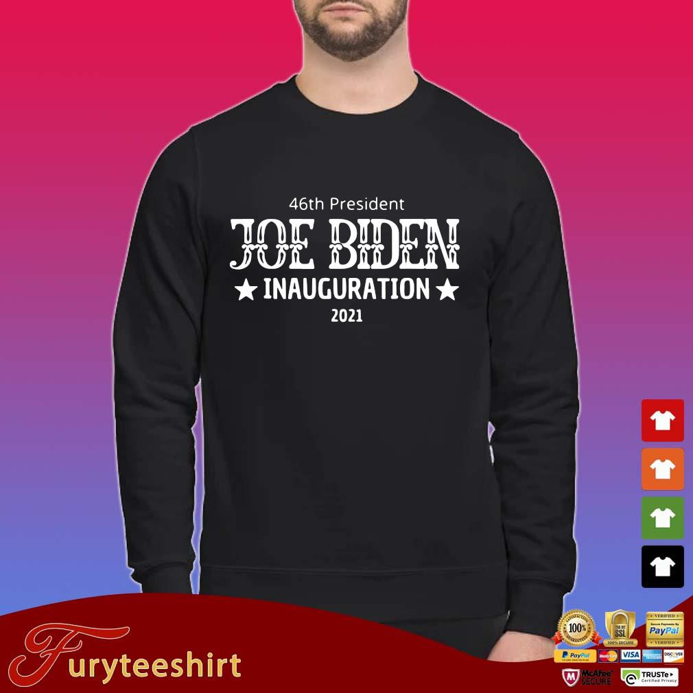 46th president Joe Biden Inauguration 2021 shirt