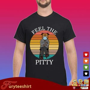 Bernie Sanders feel the pitty vintage sunset shirt