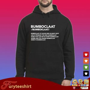 Bomboclaat at can be used in many ways s Hoodie