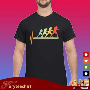 Boxing Heartbeat Vintage Shirt
