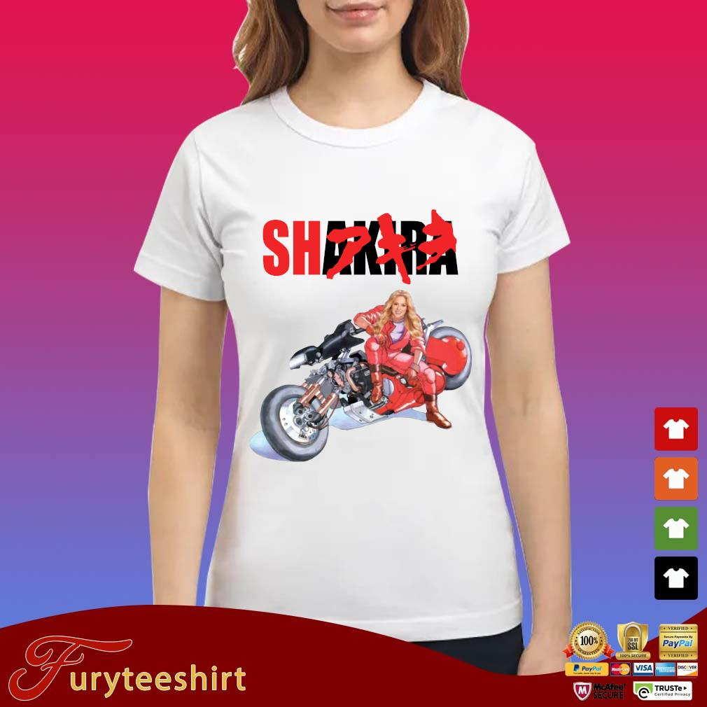 Funny Shakira Akira s Ladies trang