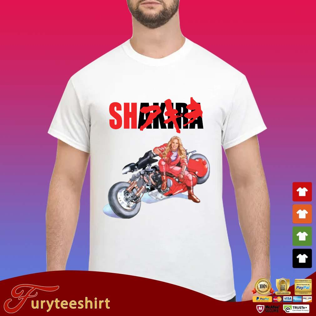 Funny Shakira Akira s Shirt trang