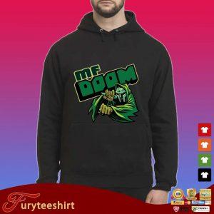 Gasdrawls Merch Mf Doom Supervillain Shirt Hoodie