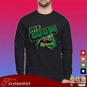 Gasdrawls Merch Mf Doom Supervillain Shirt