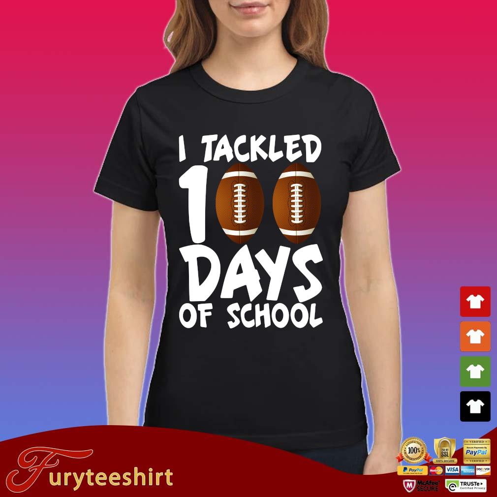 I tackled 100 days of school s Ladies