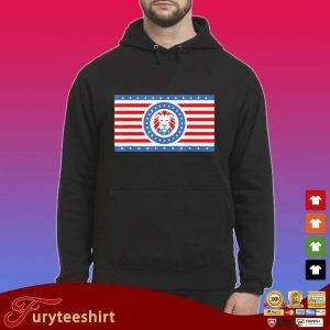 Maga Lion flag Patriot party flag s Hoodie