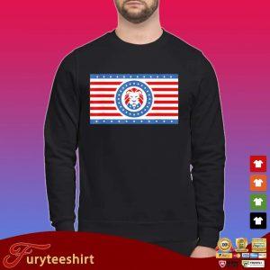 Maga Lion flag Patriot party flag shirt