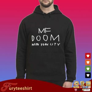 Mf doom New York City s Hoodie
