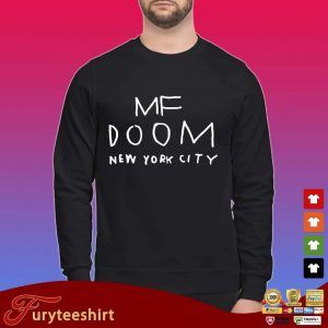 Mf doom New York City shirt