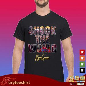 Shock the world signature s Shirt