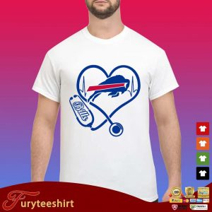 Stethoscope Buffalo Bills shirt