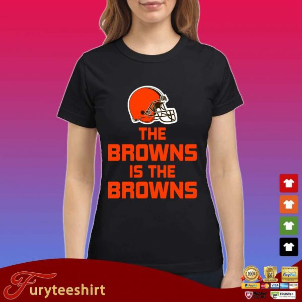The Cleveland Browns is the Browns s Ladies