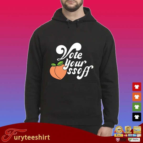 Vote your ossoff s Hoodie