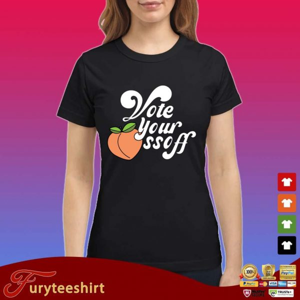 Vote your ossoff s Ladies