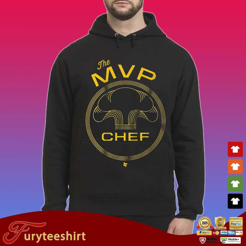 Official The Mvp Chef s hoodie