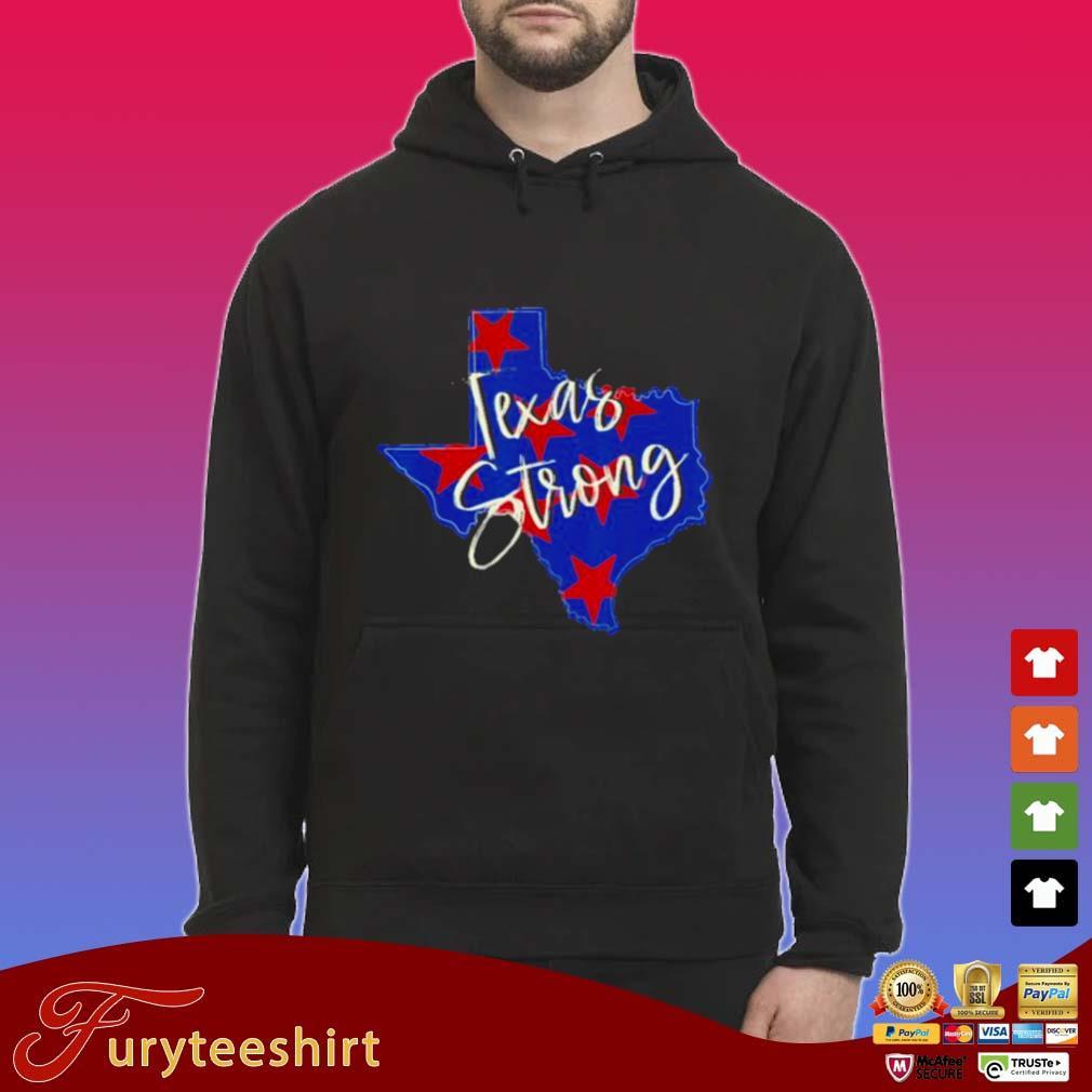Texas Strong American Covid Shirt Hoodie